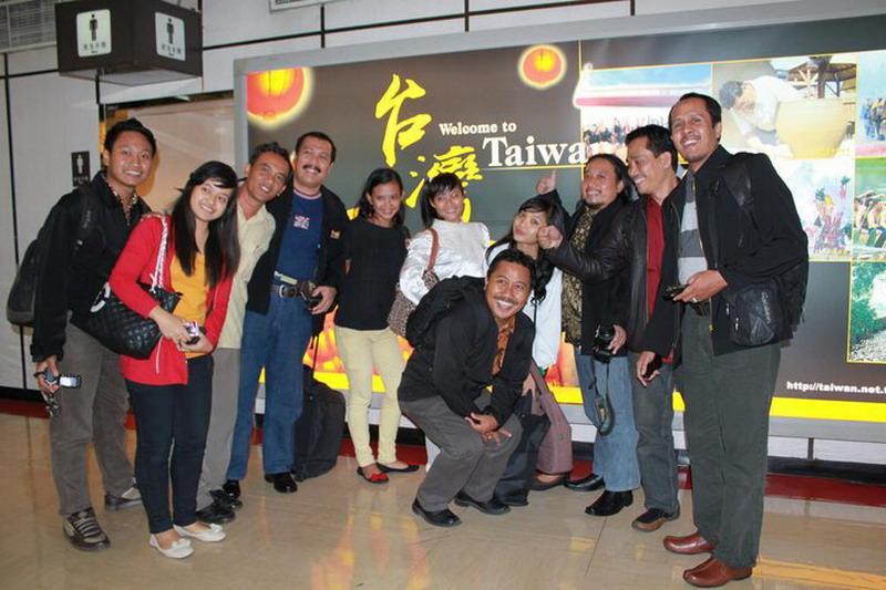 Selamat datang di Taiwan